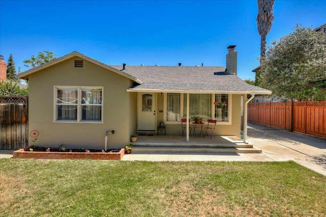 1214 Spencer Ave, San Jose, CA 95125 (#ML81805174) :: The Goss Real Estate Group, Keller Williams Bay Area Estates