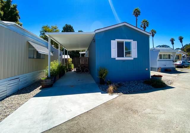 560 30th Ave 27, Santa Cruz, CA 95062 (#ML81805229) :: Schneider Estates
