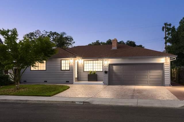 435 Cypress Ave, Santa Clara, CA 95050 (#ML81805249) :: The Gilmartin Group