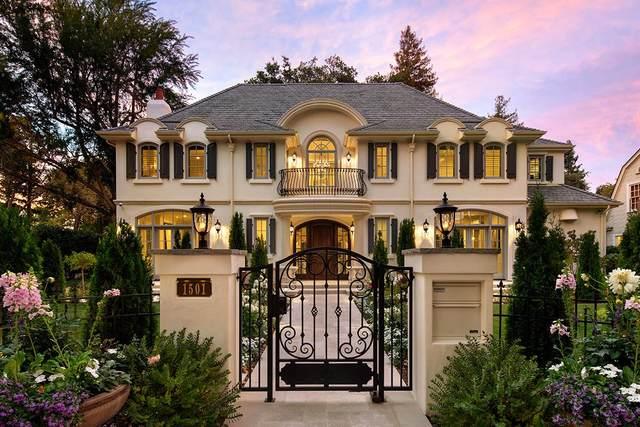 1501 Bryant St, Palo Alto, CA 94301 (#ML81805267) :: The Realty Society