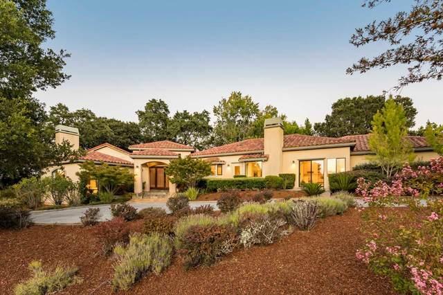 140 Dean Rd, Woodside, CA 94062 (#ML81805271) :: The Goss Real Estate Group, Keller Williams Bay Area Estates