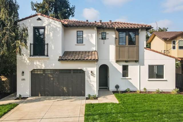 1191 Curtiss Ave, San Jose, CA 95125 (#ML81805273) :: The Realty Society