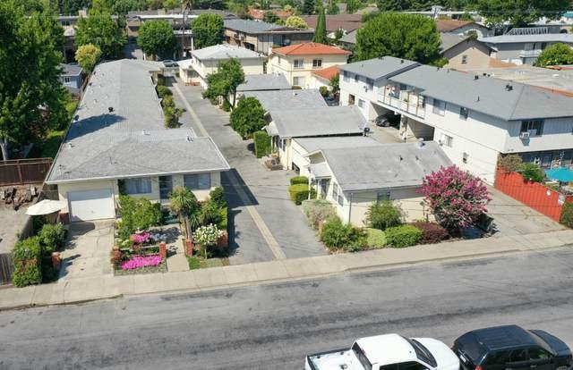 1459 Gordon St, Redwood City, CA 94061 (#ML81805301) :: Strock Real Estate