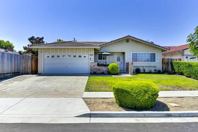 1553 Grackle Way, Sunnyvale, CA 94087 (#ML81805309) :: The Goss Real Estate Group, Keller Williams Bay Area Estates