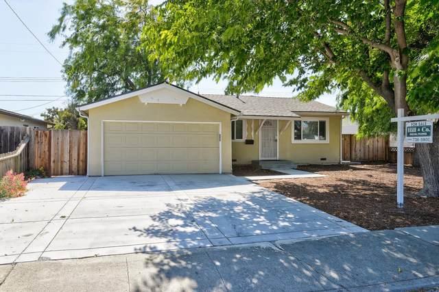 4676 Armour Dr, Santa Clara, CA 95054 (#ML81805316) :: Alex Brant Properties