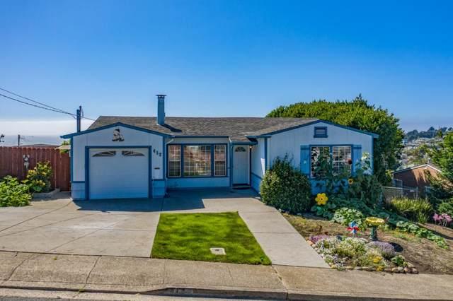 412 Vista Mar Ave, Pacifica, CA 94044 (#ML81805357) :: The Goss Real Estate Group, Keller Williams Bay Area Estates