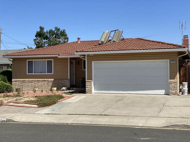 1481 Sonoma Dr, Milpitas, CA 95035 (#ML81805408) :: Strock Real Estate