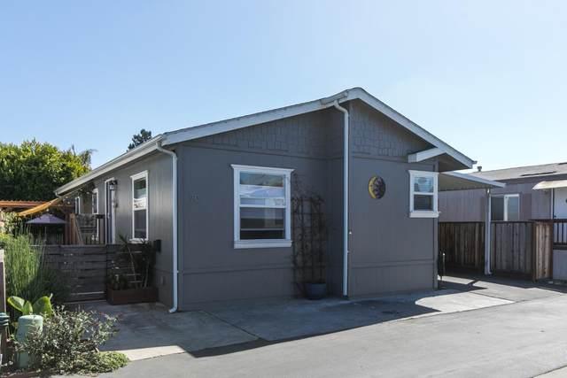 2627 Mattison Ln 70, Santa Cruz, CA 95062 (#ML81805466) :: Schneider Estates