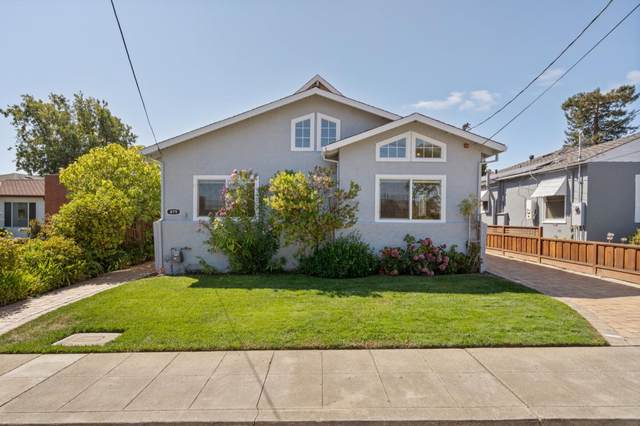 479 22nd Ave, San Mateo, CA 94403 (#ML81805507) :: Strock Real Estate