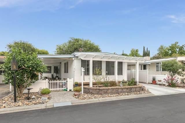 23 La Paloma 23, Campbell, CA 95008 (#ML81805610) :: Intero Real Estate