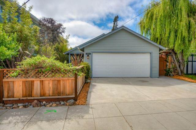 221 Felix St, Santa Cruz, CA 95060 (#ML81805636) :: The Gilmartin Group