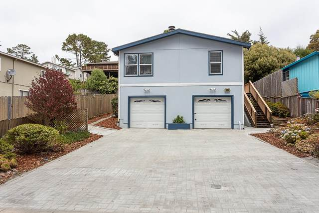 535 The Alameda, El Granada, CA 94018 (#ML81805705) :: The Sean Cooper Real Estate Group