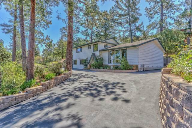1141 Whispering Pines Dr, Scotts Valley, CA 95066 (#ML81805747) :: The Gilmartin Group