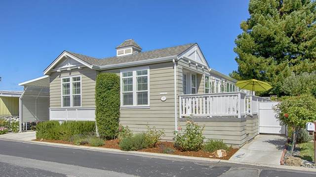 225 Mount Hermon Rd 177, Scotts Valley, CA 95066 (#ML81805754) :: The Gilmartin Group