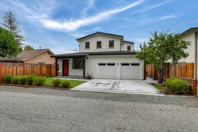 875 & 877 Washington St, Mountain View, CA 94043 (#ML81805775) :: Intero Real Estate