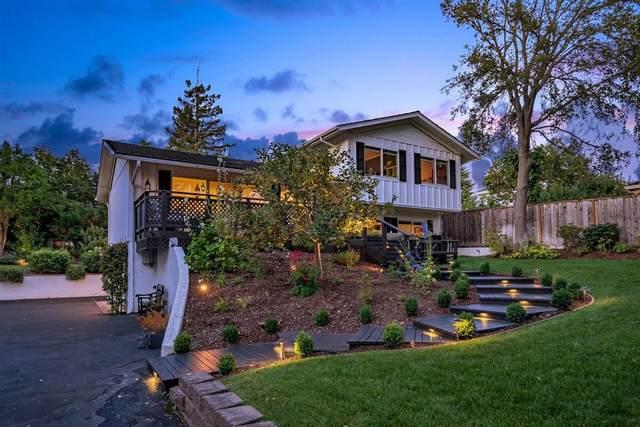 1432 Fairway Dr, Los Altos, CA 94024 (#ML81805778) :: The Gilmartin Group
