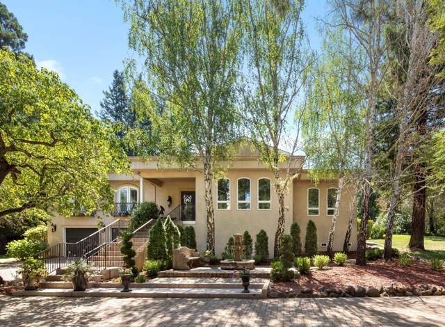 439 Walsh Rd, Atherton, CA 94027 (#ML81805797) :: The Sean Cooper Real Estate Group