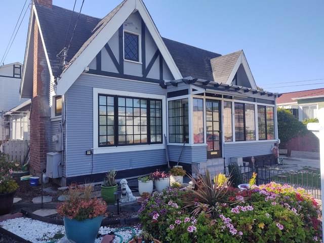 1055 Jenevein Ave, San Bruno, CA 94066 (#ML81805849) :: Real Estate Experts