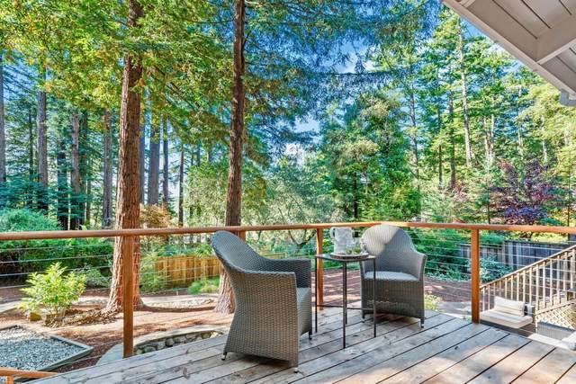 135 Creek Trl, Woodside, CA 94062 (#ML81805920) :: The Sean Cooper Real Estate Group