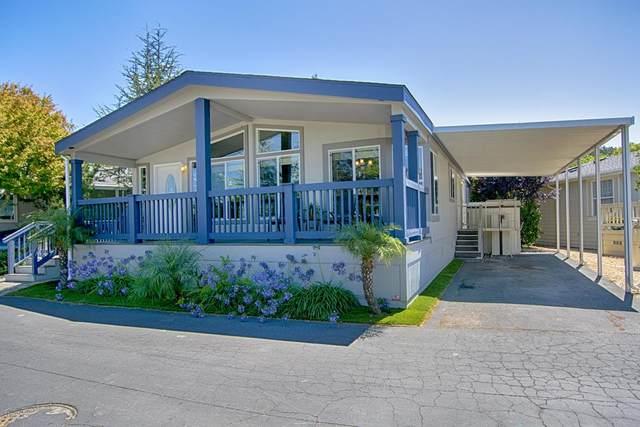 225 Mt. Hermon 97, Scotts Valley, CA 95066 (#ML81805923) :: Schneider Estates