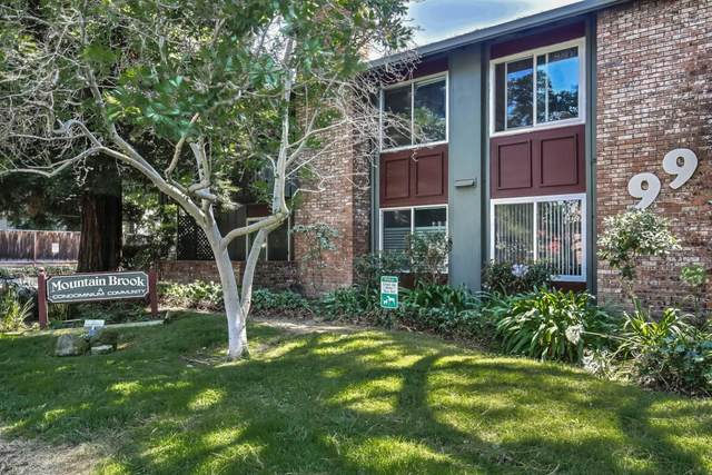 99 E Middlefield Rd 48, Mountain View, CA 94043 (#ML81805928) :: Strock Real Estate