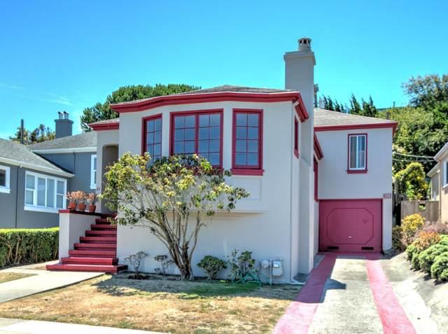 21 Toyon Ln, San Francisco, CA 94112 (#ML81805934) :: RE/MAX Gold
