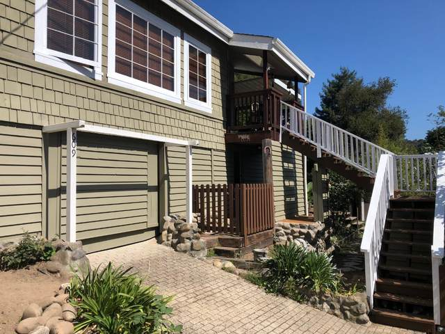 609 Nestora Ave, Aptos, CA 95003 (#ML81805959) :: Schneider Estates