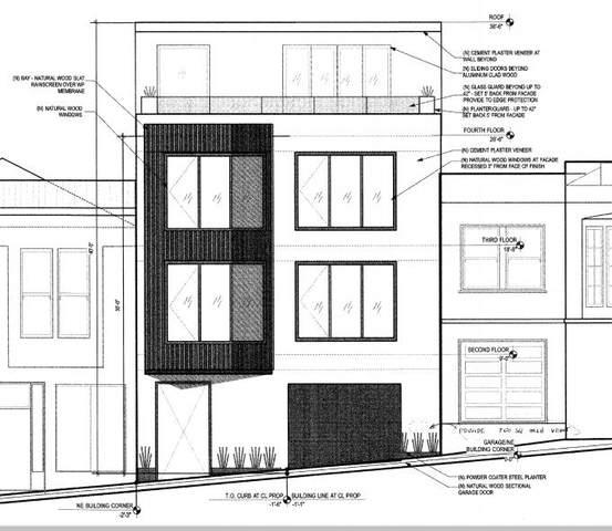 489 A 30th St Upper Sfh, San Francisco, CA 94131 (#ML81805980) :: The Sean Cooper Real Estate Group