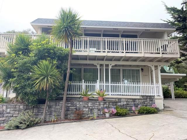 302 Rio Del Mar Blvd, Aptos, CA 95003 (#ML81806046) :: Schneider Estates