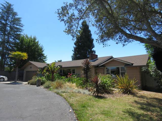 6 S Circle Dr, Santa Cruz, CA 95060 (#ML81806116) :: Schneider Estates