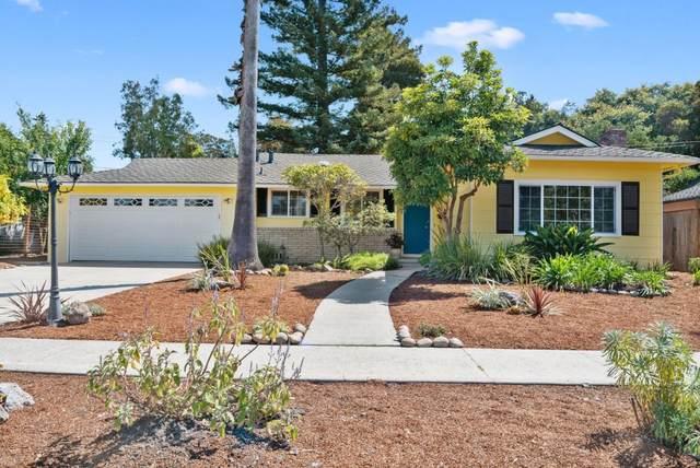 138 Roger Dr, Santa Cruz, CA 95060 (#ML81806122) :: Schneider Estates
