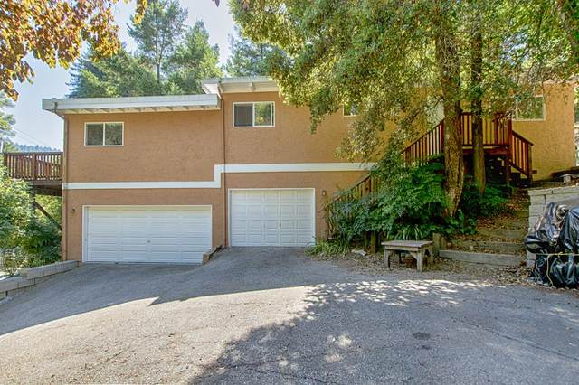 460 Gold Ave, Felton, CA 95018 (#ML81806157) :: Schneider Estates
