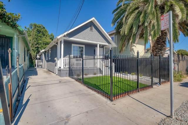 9700 E St, Oakland, CA 94603 (#ML81806159) :: Strock Real Estate