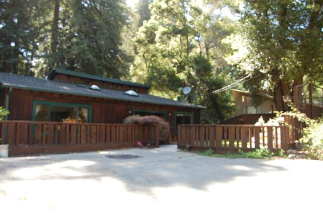 55 Glen Canyon Rd, Santa Cruz, CA 95060 (#ML81806199) :: Schneider Estates