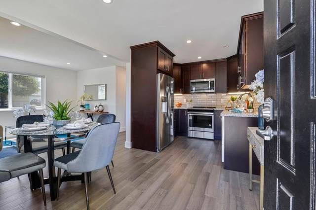 1806 Higdon Ave 4, Mountain View, CA 94041 (#ML81806233) :: The Realty Society