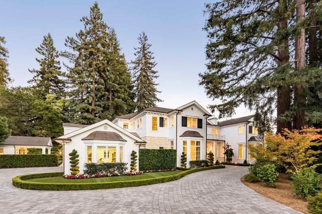 19 Prado Secoya St, Atherton, CA 94027 (#ML81806252) :: Strock Real Estate