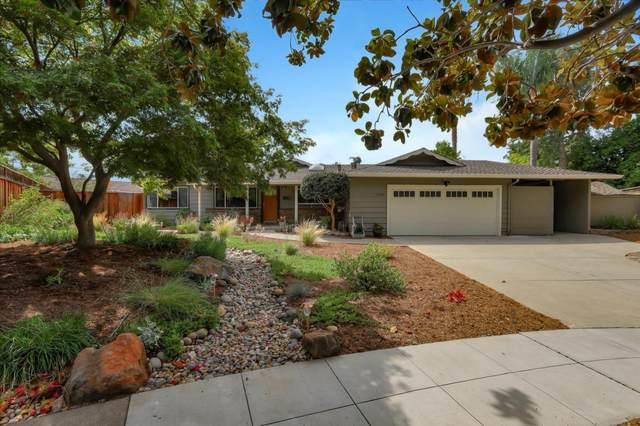 1326 Bess Ct, San Jose, CA 95128 (#ML81806271) :: Schneider Estates