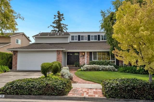 6137 Banner Dr, San Jose, CA 95123 (#ML81806272) :: Schneider Estates