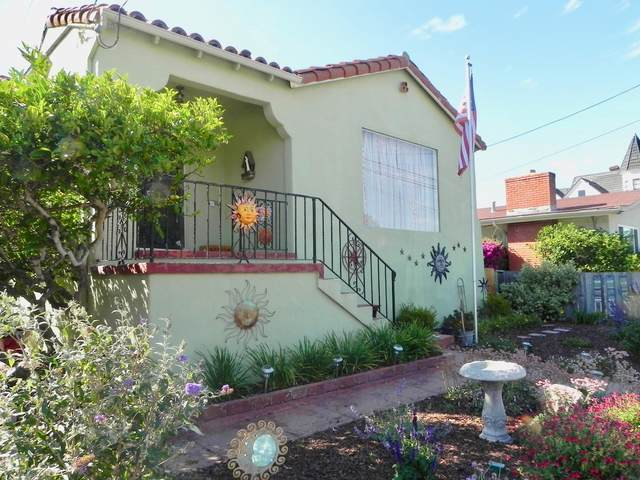 536 Van Buren St, Monterey, CA 93940 (#ML81806374) :: The Sean Cooper Real Estate Group