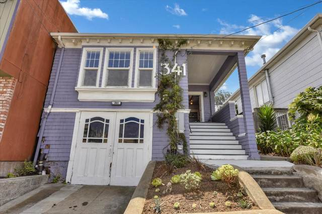 341 Woolsey St, San Francisco, CA 94134 (#ML81806432) :: The Realty Society