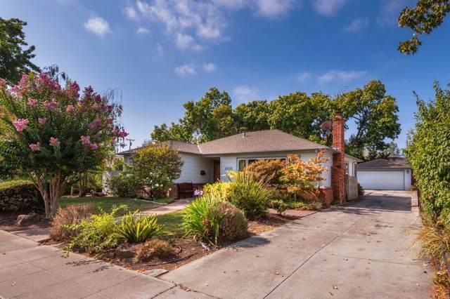 2830 Bryant St, Palo Alto, CA 94306 (#ML81806494) :: RE/MAX Gold