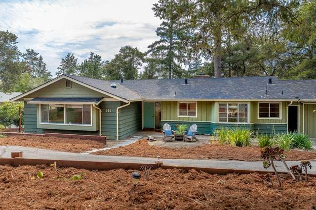 151 La Canada Way, Santa Cruz, CA 95060 (#ML81806562) :: The Realty Society