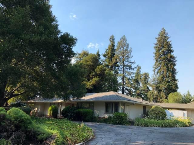 1 Nora Way, Atherton, CA 94027 (#ML81806602) :: Strock Real Estate