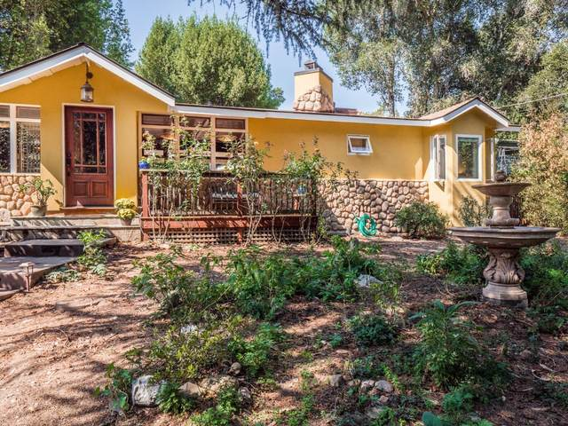 384 Blair St, Felton, CA 95018 (#ML81806628) :: Real Estate Experts