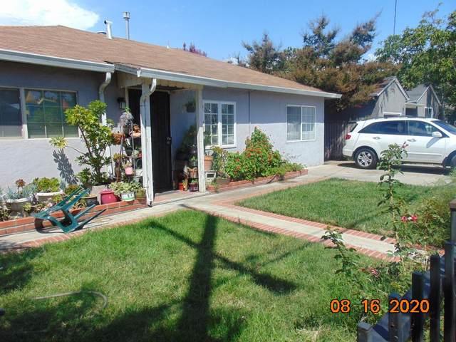 2121 Oakwood Dr, East Palo Alto, CA 94303 (#ML81806672) :: The Realty Society