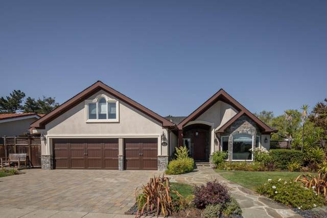 1500 Crestwood Dr, San Mateo, CA 94403 (#ML81806743) :: The Realty Society