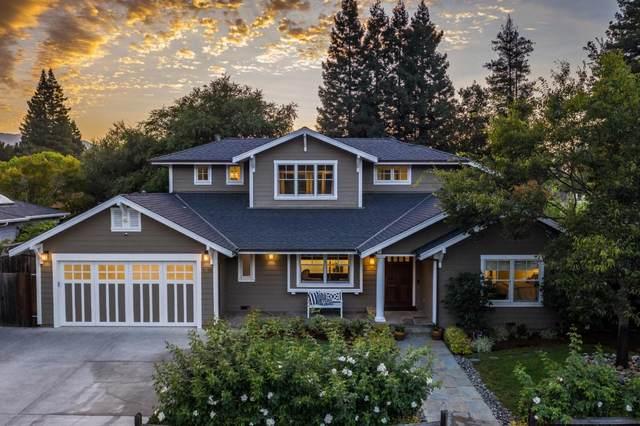 1110 Golden Way, Los Altos, CA 94024 (#ML81806760) :: Real Estate Experts