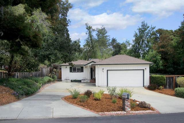 22 Pasatiempo Dr, Santa Cruz, CA 95060 (#ML81806827) :: The Realty Society