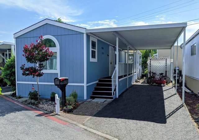440 Moffett Blvd 93, Mountain View, CA 94043 (#ML81806877) :: The Realty Society