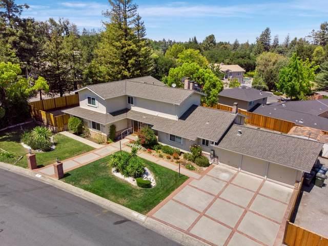 1485 Redwood Dr, Los Altos, CA 94024 (#ML81806904) :: Real Estate Experts